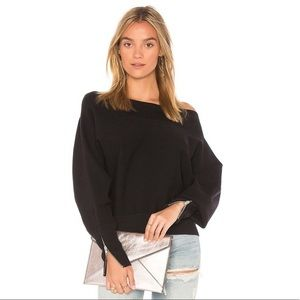 ~Free People~ Off the Shoulder Sweater